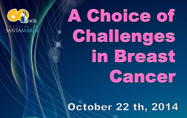 """A Choice Of Challenges in Breast Cancer"""
