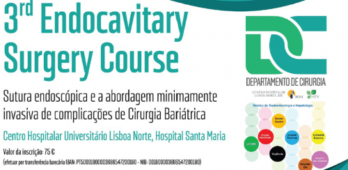Programa 3º Endocavitary Surgery Course
