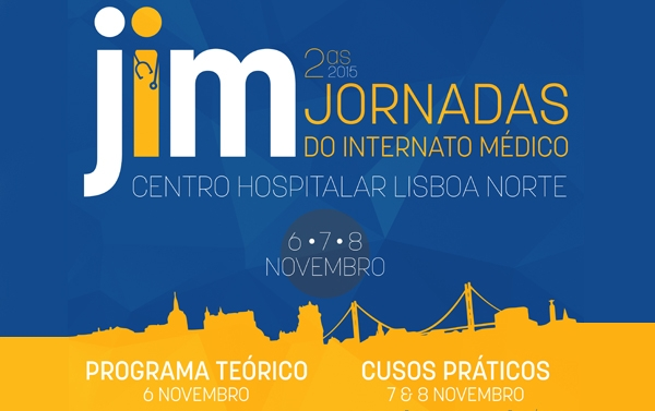 JIM - 2º Jornadas do Internato Médico 2015