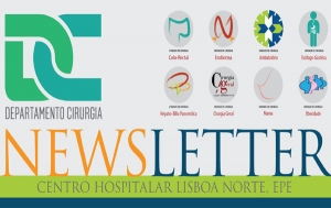 Newsletter do Departamento de Cirurgia do CHLN